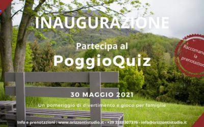 Inaugurazione Poggio Pasquali